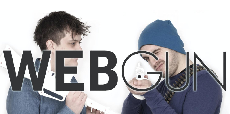 WebGun podcast logo